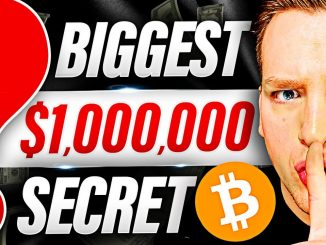 BIGGEST $1,000,000 BITCOIN SECRET!!! Why Most Will MISS OUT COMPLETELY....