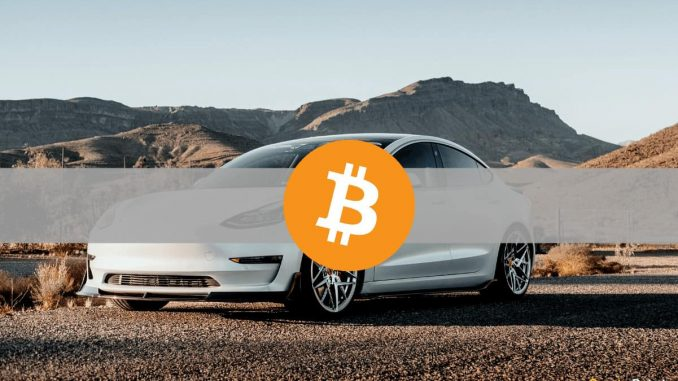 Online Marketplace Allows Buying Tesla with Bitcoin Again